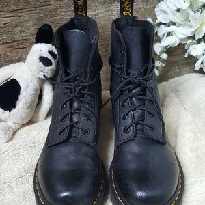 Dr Martens 1460 Pascal Black Leather Boots